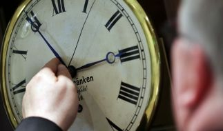 Noch stellen alle EU-Bürger die Zeit im März eine Stunde vor, und im Oktober eine Stunde zurück. Damit könnte schon bald Schluss sein. (Foto)