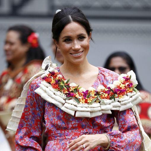 Sicherheits-Panne auf Fidschi! Herzogin Meghan in Gefahr? (Foto)