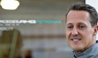 Michael Schumacher sieht sich mit harten Vorwürfen von Jacques Villeneuve konfrontiert. (Foto)