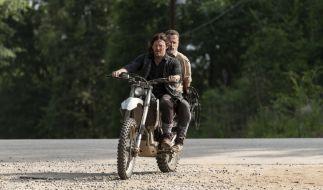 Der Streit zwischen Daryl und Rick eskaliert. (Foto)