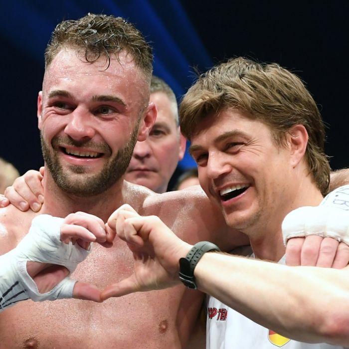 Profi-Boxer Bösel verteidigt EM-Titel im Halbschwergewicht! (Foto)