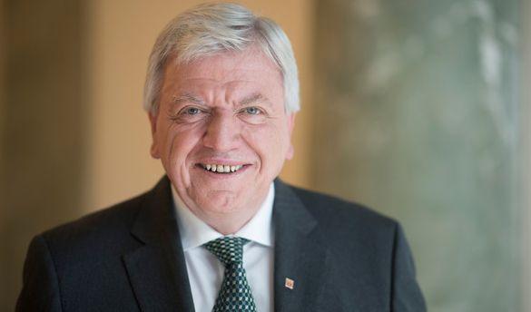 CDU-Mann Volker Bouffier privat