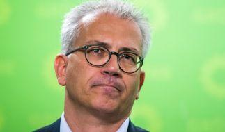 Tarek Al-Wazir, Spitzenkandidat von Bündnis90/Die Grünen, hofft, dass seine Partei bei der Landtagswahl wie in Bayern auch im hessischen Landtag stark zulegt. (Foto)