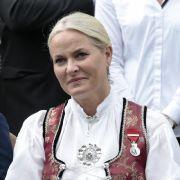 Prinzessin Mette-Marit von Norwegen leidet an einer schweren Krankheit.