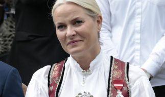 Prinzessin Mette-Marit von Norwegen leidet an einer schweren Krankheit. (Foto)
