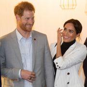 Verrückter Look! SO haben Sie die Royals noch nie gesehen (Foto)