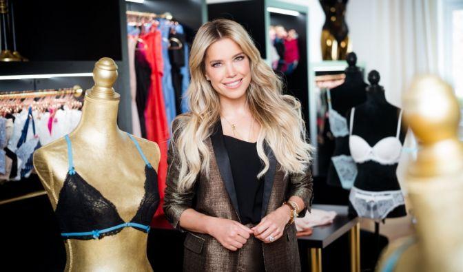 Sylvie Meis sucht eine Markenbotschafterin für ihre Dessous-Kollektion.