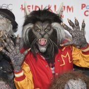 Horror! Heidis krasse Halloween-Kostüme - 2018 mit Tom? (Foto)