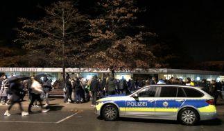 Der Movie Park in Bottrop musste am Freitagabend nach einer Bombendrohung evakuiert werden. (Foto)