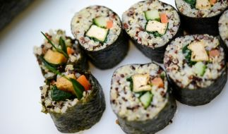 Sushi bei Aldi Süd und Penny zurückgerufen. (Symbolbild) (Foto)