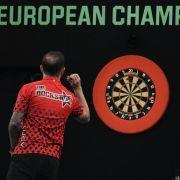 "James ""The Machine"" Wade neuer Europameister - ""Maximiser"" Hopp im Halbfinale gescheitert (Foto)"