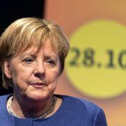 Angela Merkel zieht Konsequenzen.