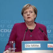 Kramp-Karrenbauer, Merz oder Spahn - Wer folgt Angela Merkel im CDU-Parteivorsitz? (Foto)
