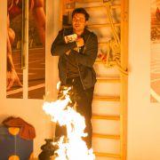 Feuer-Drama! Stirbt DIESER Serien-Liebling den Flammentod? (Foto)
