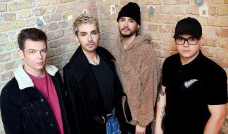 Tokio Hotel gehen 2019 erneut auf Tournee, wie die Band um Bill und Tom Kaulitz auf Instagram bekanntgab. (Foto)