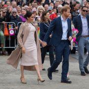 Erdbeben-Schock! Sind Herzogin Meghan und ihr Baby in Gefahr? (Foto)