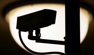 Eine Überwachungskamera im englischen Dorset hat unheimliche Bilder aufgezeichnet (Symbolbild). (Foto)