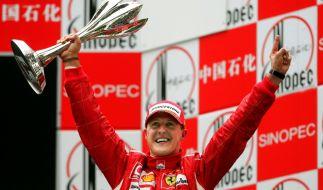 Michael Schumacher konnte schon viele Erfolge feiern. (Foto)