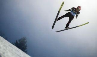 Die Vierschanzentournee 2018/19 beginnt in Oberstdorf, bevor das Skisprung-Event in Garmisch-Partenkirchen, Innsbruck und Bischofshofen komplettiert wird. (Foto)