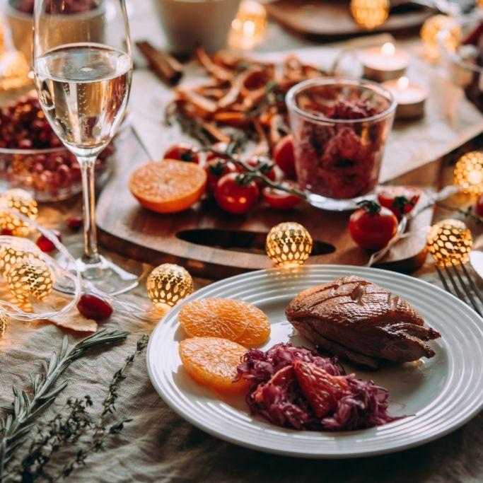 So vermeiden Sie Verdauungsbeschwerden nach dem Weihnachtsessen (Foto)