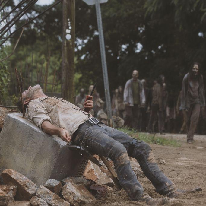 Ist Rick Grimes endgültig tot? So geht's bei TWD weiter (Foto)