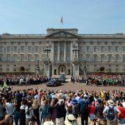 Enthüllt! Palast-Tragödien und Skandale in der Residenz der Queen (Foto)