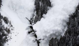 Beim Abgang einer Lawine in Neuseeland sind zwei deutsche Bergsteiger ums Leben gekommen. (Foto)