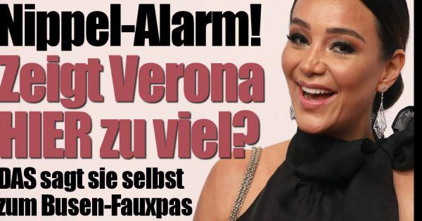 Verona Pooth: Wirbel um DIESEN Nippel-Blitzer! DAS sagt