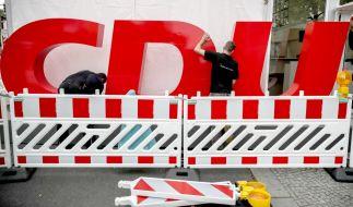 Wer schafft es, die CDU zu erneuern? (Foto)
