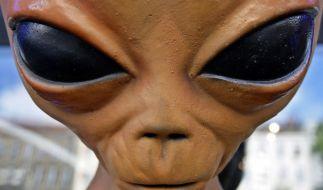 Immer wieder erscheinen im Internet Videos angeblicher Ufo-Sichtungen, die Beweise für die Existenz von Aliens erbringen sollen (Symbolbild). (Foto)