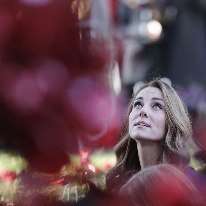 Trauriges Geheimnis über die Familiengeschichte von Herzogin Kate (Foto)