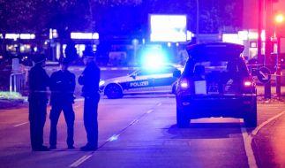 Ein Mann wurde am Freitag in Hamburg angeschossen. (Foto)