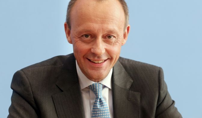 Friedrich Merz privat