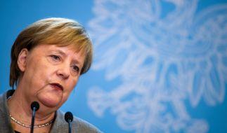Gleich 12 CDU-Parteimitglieder wollen Angela Merkel in Sachen CDU-Vorsitz beerben. (Foto)