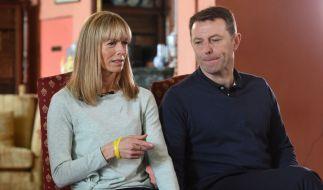 Kate und Gerry McCann bei einem Interview zum Verschwinden ihrer Tochter Madeleine. (Foto)