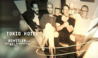 """Seit dem Durchbruch vor 13 Jahren sind Tom und Bill Kaulitz mit ihren """"Tokio Hotel""""-Bandkollegen Gustav Schäfer und Georg Listing dick im Geschäft. (Foto)"""
