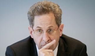 Horst Seehofer hat den Ex-VS-Chef Maaßen in den vorläufigen Ruhestand versetzt. (Foto)