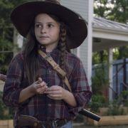 Cailey Fleming spielt Judith Grimes. (Foto)