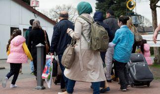 Der Migrationspakt soll helfen, Flucht und Migration besser zu organisieren. (Foto)