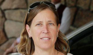 Susan Wojcicki, CEO von YouTube, ruft Anbieter von Videoinhalten auf der Google-Plattform auf, in der Debatte um die EU-Urheberrechtsreform gegen mögliche Upload-Filter zu protestieren. (Foto)