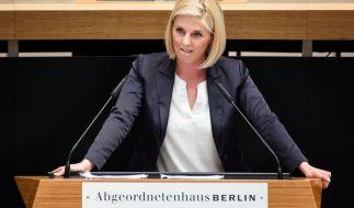 Nach provokanten Fotos hat die AfD die Abgeordnete Jessica Bießmann ausgeschlossen. (Foto)