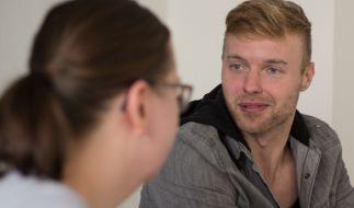 """""""Leben.Lieben.Leipzig""""-Darsteller Dario Kolodiczyk im Interview mit news.de-Redakteurin Claudia Löwe. (Foto)"""
