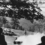 Vom Unfall auf dem Nürburgring existieren lediglich Amateuraufnahmen.