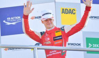 """Mick Schumacher ist eine große Ehre zuteil geworden: Der Sohn von Michael Schumacher wurde zum """"Junior Motorsportler des Jahres"""" in der Formel 3 ernannt. (Foto)"""