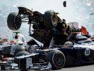 Formel-1-Unfälle von Niki Lauda, Ayrton Senna und Co.