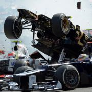 Die schlimmsten Unfälle in der Formel-1-Geschichte (Foto)