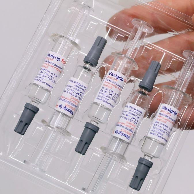 Engpässe! Grippe-Impfstoff bereits jetzt zu knapp? (Foto)