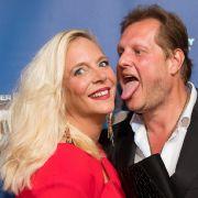 Daniela und Jens Büchner haben sich momentan von Facebook zurückgezogen. (Foto)