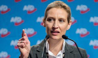 Eine Großspende aus der Schweiz könnte Alice Weidel und der AfD zum Verhängnis werden. (Foto)