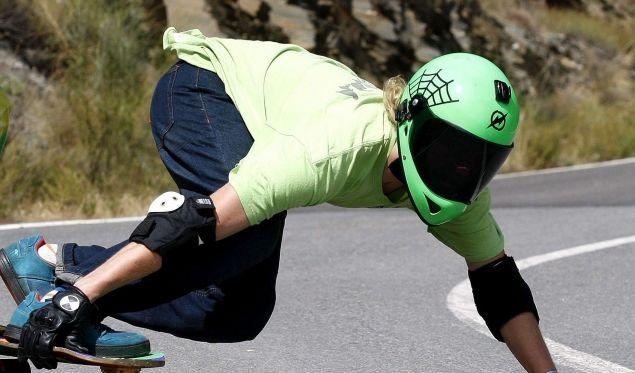 Downhill-Skateboard-Weltcup